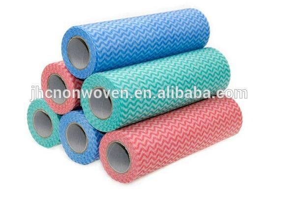 Viscose Water Soluble Spunlace Nonwoven Fabric Factory