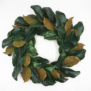 Grape Vine Magnolia Wreath for decoration