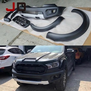 Front Bumper Front Grill Body Kit For Ranger 2019 Raptor