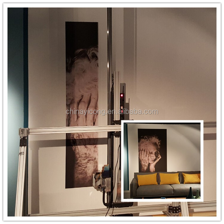 Vertical Wall Decor direct to wall inkjet printer | vertical wall decor printer - buy