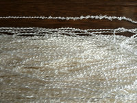 100%rayon boucle yarn for knitting