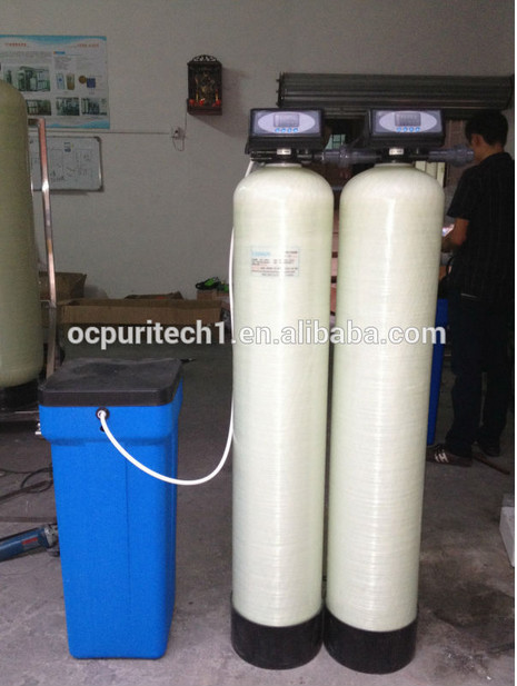 Hight quality manual and automatic FRP water softener valve