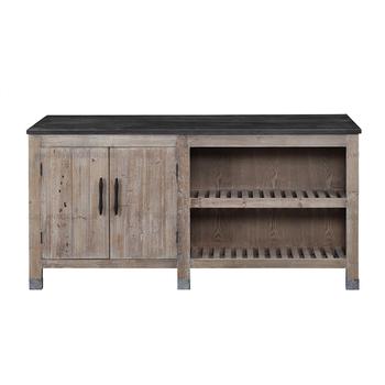 Estilo Vintage Hecho A Mano Reciclado Del Pino,Y Piedra Muebles De Cocina Conjunto - Buy Conjunto De Muebles De Cocina,Muebles De Cocina,Muebles De ...