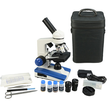 40X-640X Microscope Student used in Education and Scientifica School  Biological Microscope