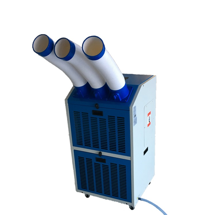 18000 BTU peltier air cooler window standing air conditioner for industrial use