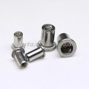 M8 Hex Socket Head Cap Screw Insert Barrel Nuts Fasteners