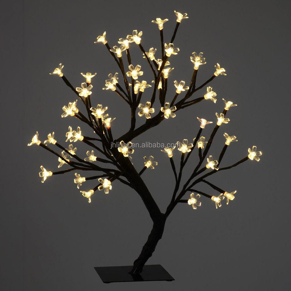 Indoor decoracion arbol led de iluminaci n arbol de navidad con luces led iluminaci n festiva - Luces led arbol navidad ...