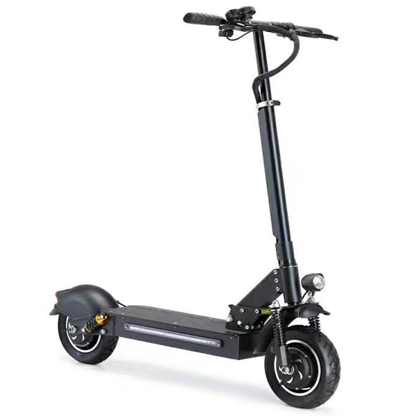 China 1000W dual motor powerful two wheel 10 inch fat tire off road electric scooter with removable seat electric scooter, N/a
