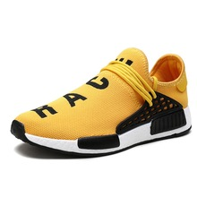Summer new net sports shoes lovers shoes flying men breathable casual shoes foreign trade explosion money Amazon