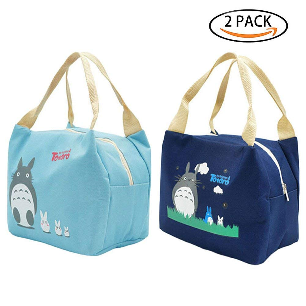 090da3dafa1a Buy Totoro Design Lunch Box Carrying Bag Reusable Cotton Lunch Bag ...