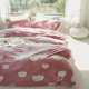 king size bedsheet bedding set printing by BSCI, Sedex, WM Audit. CE passed