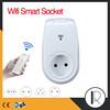 Mobile Remote Control Smart Socket WIFI Timer UK Power Plug