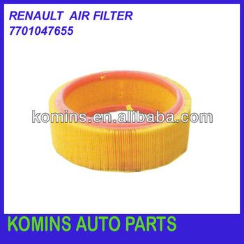 7701047655 Renault Air Filter For Kangoo Symbol Buy Renault Air