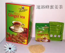 FDA certificate Herbal Tea Type, instant honey / lemon/ mint /black sugar ginger tea supplier