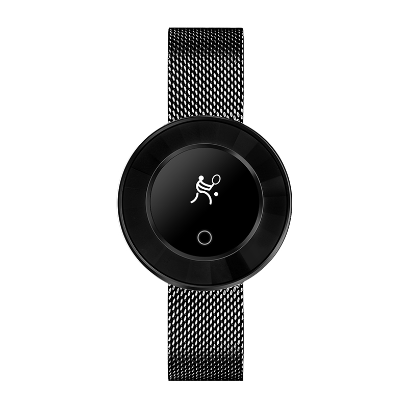 Bluetooth X6 smart watch smart watch female mobile phone clock clock support BT 4.0 for IOS Android round watch, Black;gold;silver