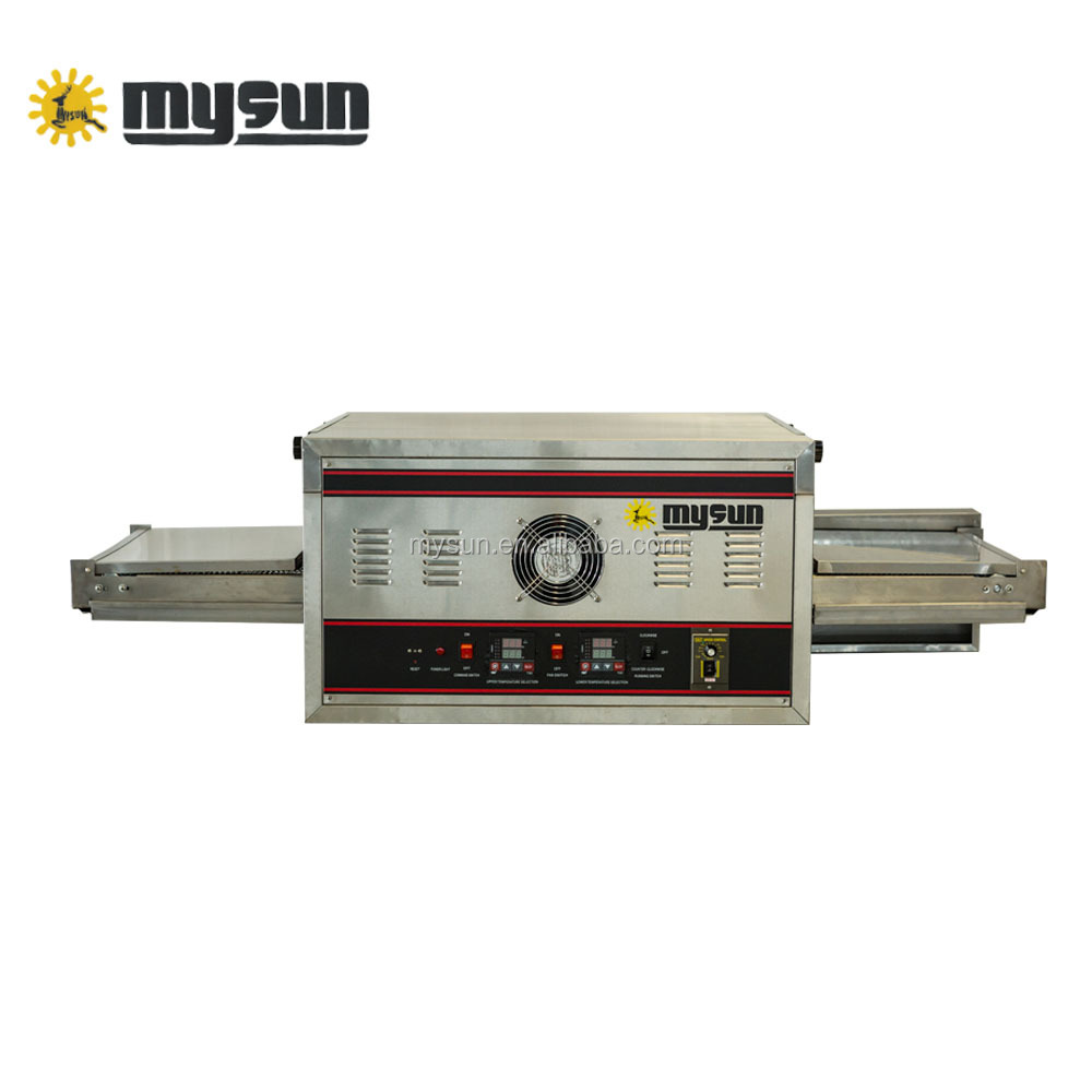 Table top pizza convection oven for sale gas conveyor pizza oven