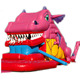 most popular Dragon themed Snappy Dragon inflatable slide/ dry slide for girls boys