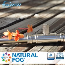 Natural Fog High Pressure Mist Nozzle Slip Lock Greenhouse Pipe Fittings