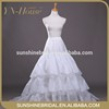 fashion hot sale cheap petticoat for wedding dresses
