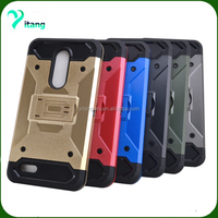 for Lg LS676/X STYLE/VOLT3/Tribute HD/K200 combo hard defender case carrier cell phone case