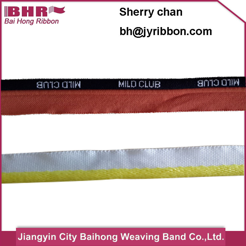Polyester Piping Tape For garment accessory