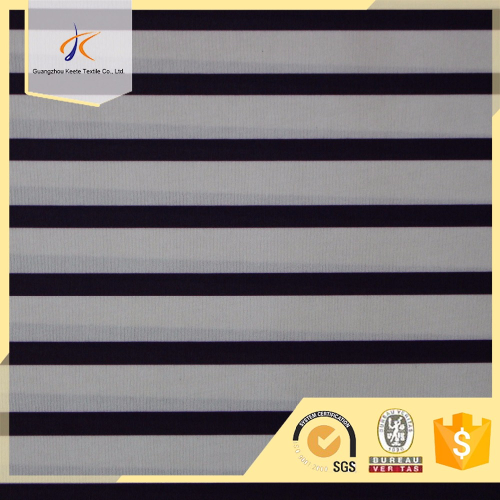 Alibaba China wholesale high quality upholstery sequin textile material black color stripe fabric