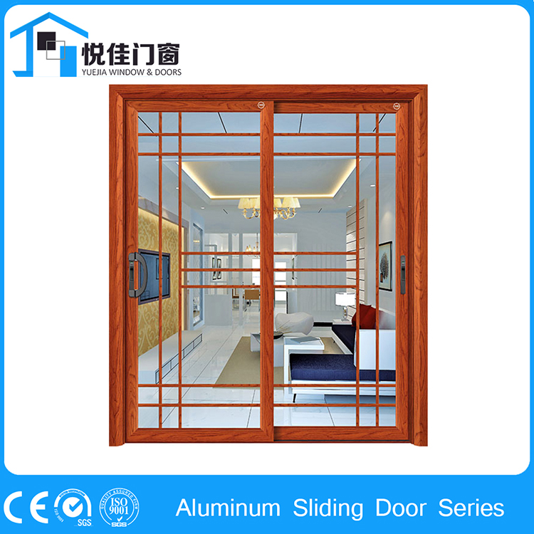 Modern lock for aluminium sliding doors china for Sliding door manufacturers