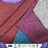 96%Polyester 4%Spandex Space Dye Knitting Fabric For lady wear