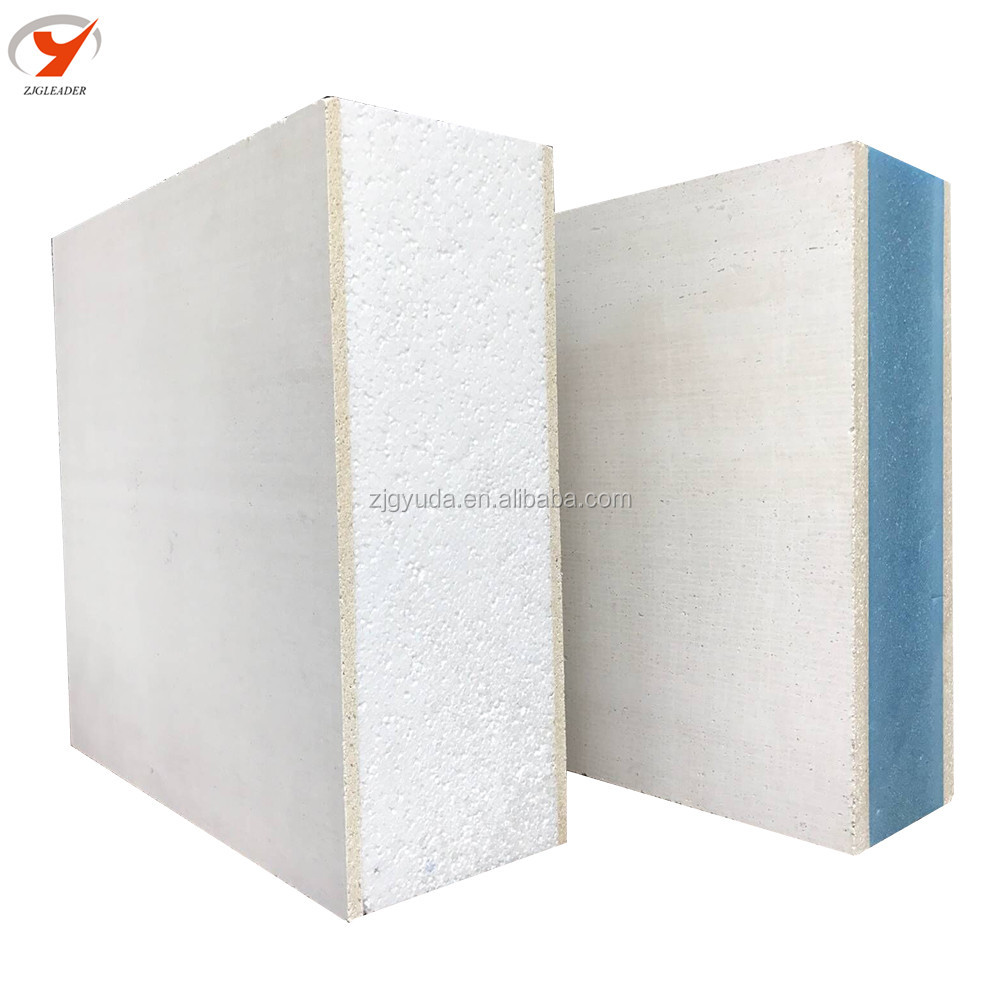 Painéis Isolados Estruturais (SIP) EPS / XPS MGO Sandwich Panels