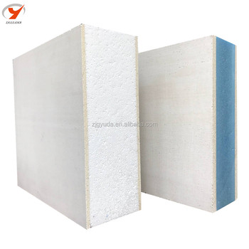 Structural Insulated Panel(sip) Eps/xps Mgo Sandwich Panels - Buy Sip  Panel,Sandwich Panel,Mgo Sandwich Panel Product on Alibaba com