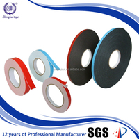 Get Free Samples 24mm x 40m High Adhesion Acrylic Double Sided PE Foam Tape