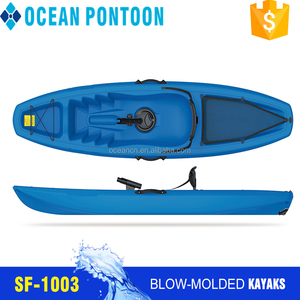 China professional plastic sit on top adult kayak manufacturer