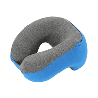Travel Pillow Kids Children Baby Pillow Memory Foam Neck Pillow
