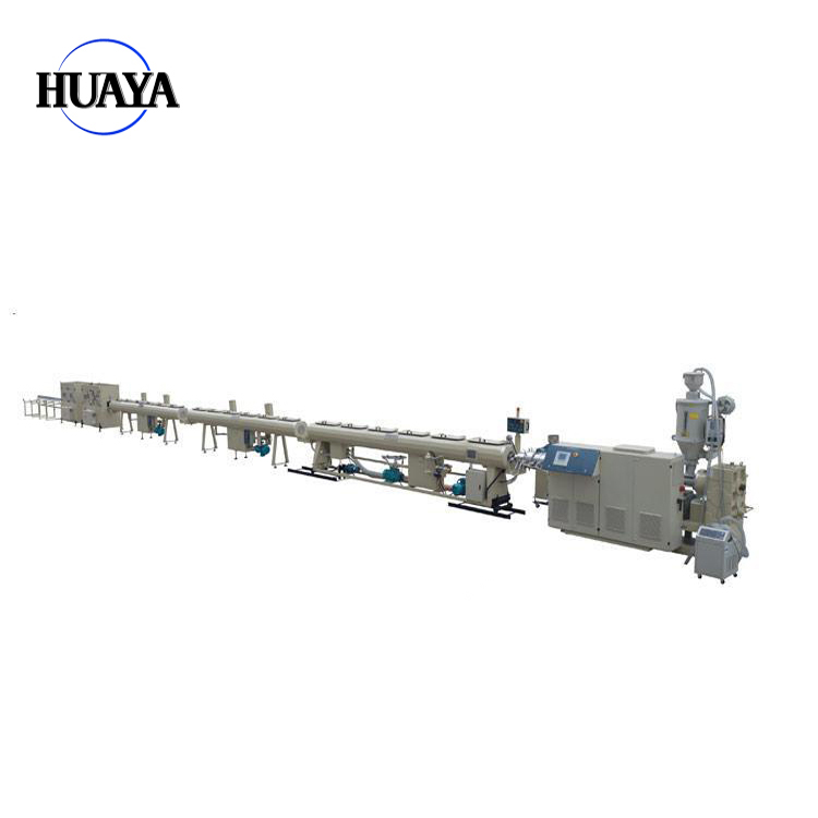 PE/PVC/PP Pipe Making Machine Plastic Inlaid Cylinder Emitter Drip Irrigation Tape/Hose Extruders