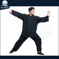 Chinese Personalized tai chi clothes wholesale martial arts supplies For Old People