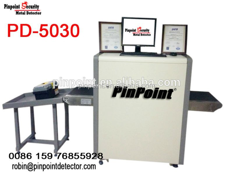 security screening equipment x ray baggage scanning machine PD-5030A