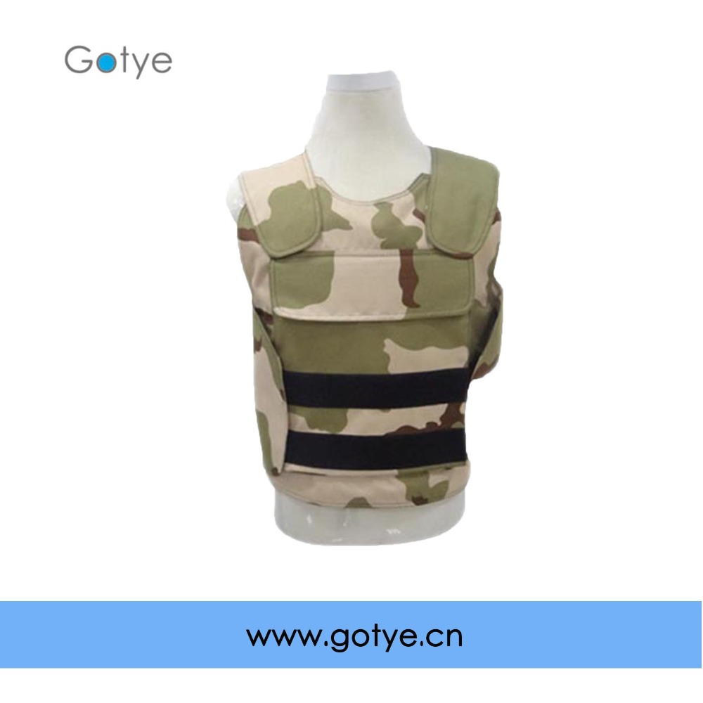 Soft Body Armour Bulletproof Vest Plate Carrier