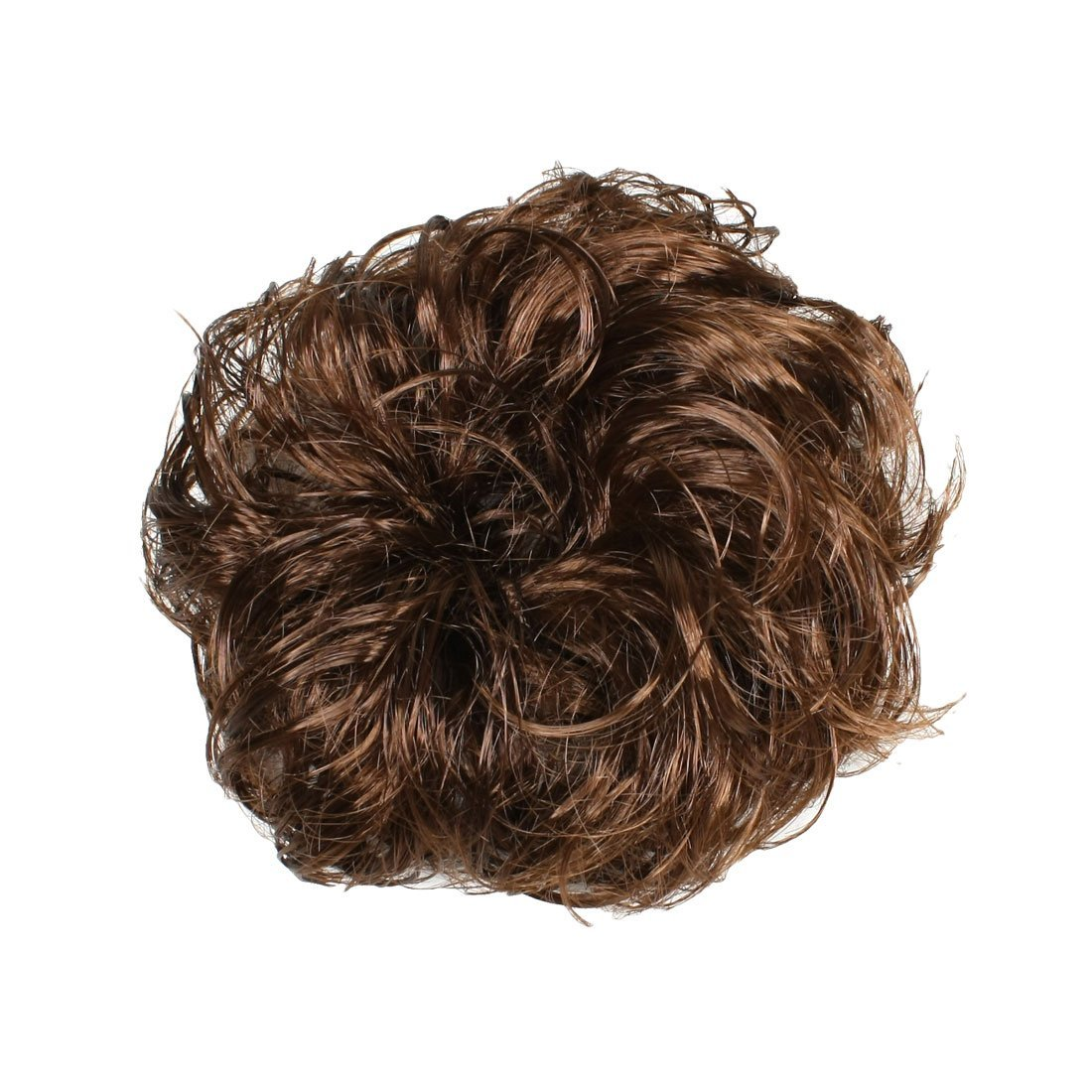 uxcell Women Hair Wave Scrunchie Bun Extensions Curly Ponytail Hairpiece
