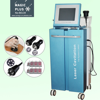 B0134 5 in 1 Ultrasound Cavitation Low Price Weight Loss Slimming Machine