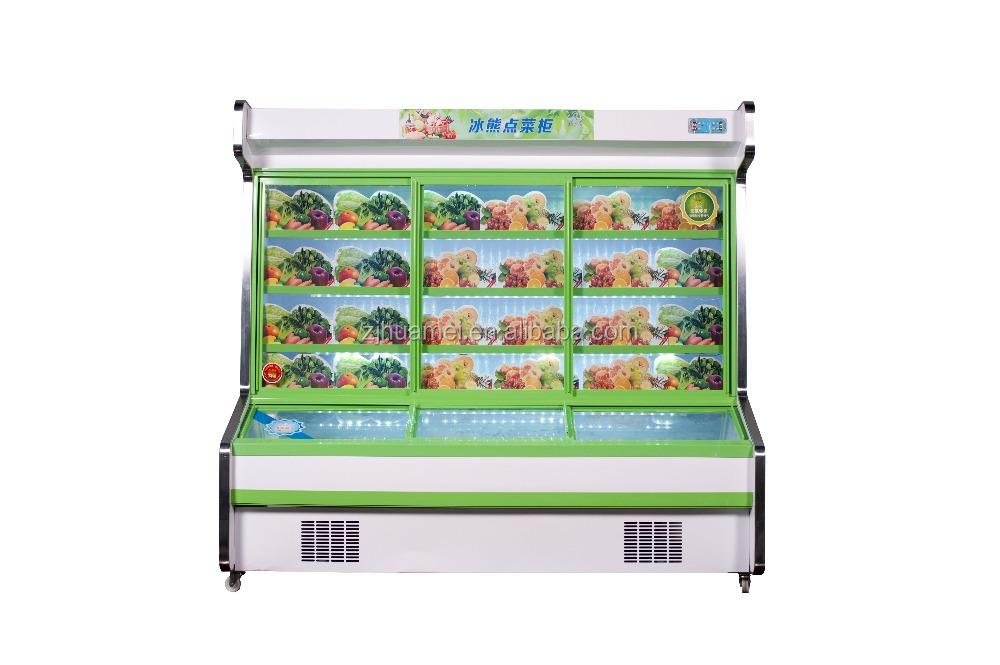 Großhandel doppel kühlschrank für getränke Kaufen Sie die besten ...