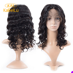 KBL 27# 30# mix color full lace wigs making caps, unprocessed peruvian hair lace wig, wholesale kinky curly wig silk base
