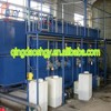 Fast food shop wastewater MBR treatment plant , MBR , underground package mbr plant