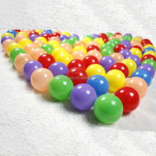 Colorful Plastic Eco-friendly PE Ball Pit Play Balls