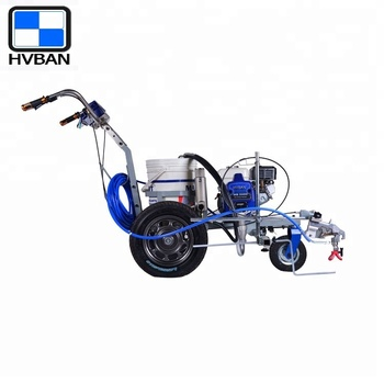 Airless Paint Sprayer, Gasoline Engine Power Sprayer Pump