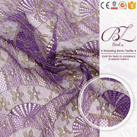 China Supplier Indian Malaysia Embroidery African Organza Lace Fabric