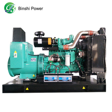 50KW Industrial Using CLASSIC CHINA Biogas Electric Generator