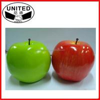Large Plastic Decorative Fruit artificial Apples wedding decor