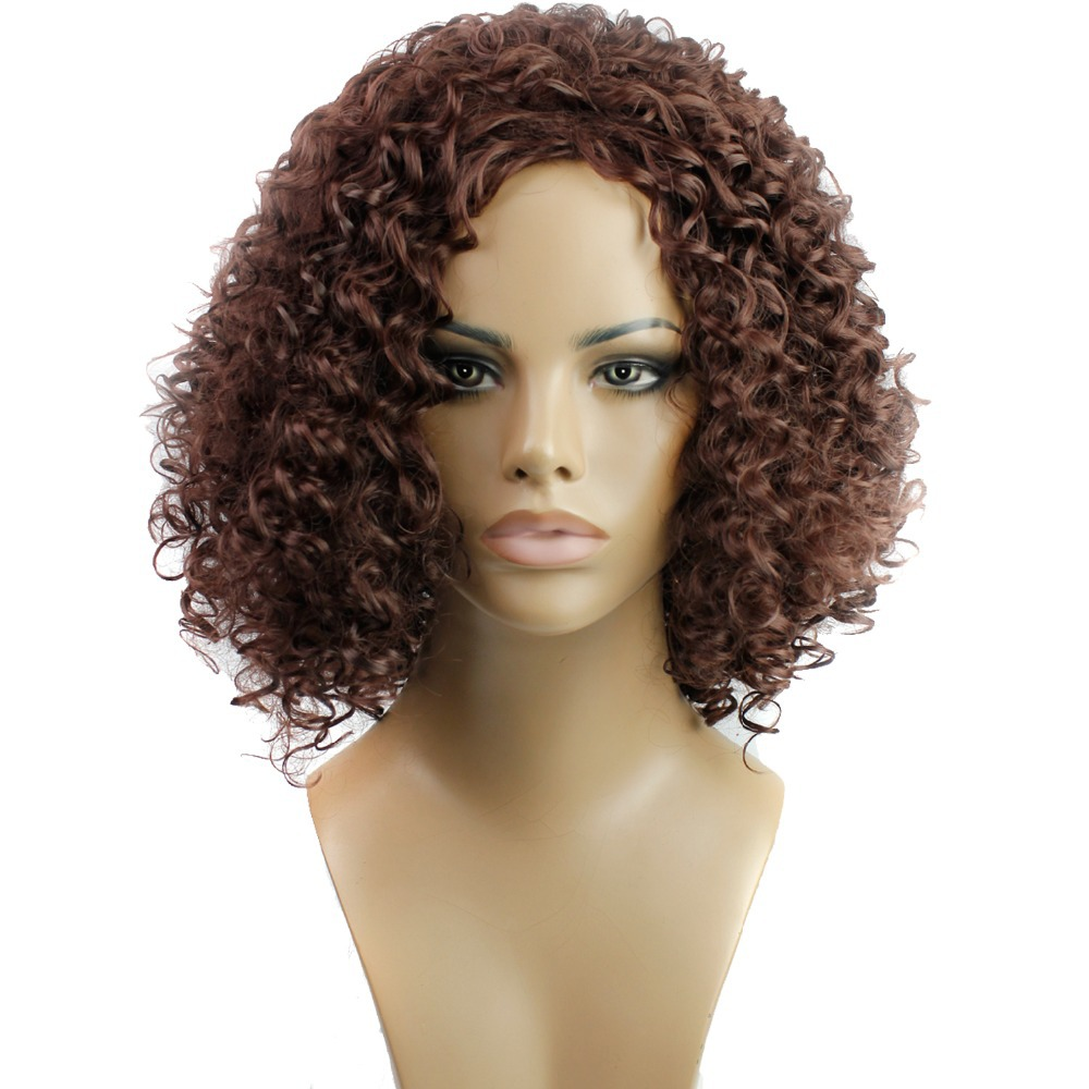 Cheap curly hair perm styles find curly hair perm styles deals on 2015 women synthetic hair none lace wigs natural wigs noodles curly short fashion hairstyle can perm urmus Choice Image