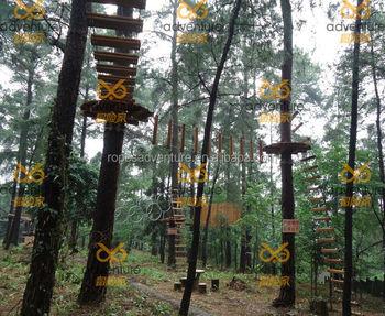Klettergerüst Mit Seilen : Klettergerüst für erwachsene herausforderung kurse bauherren seil