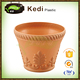 yard tool new plant material bamboo fibre plant holder factory supply flower pot